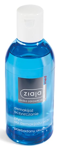 Ziaja Med Demakijaż Oczyszczanie Płyn do demakijażu oczu 200ml