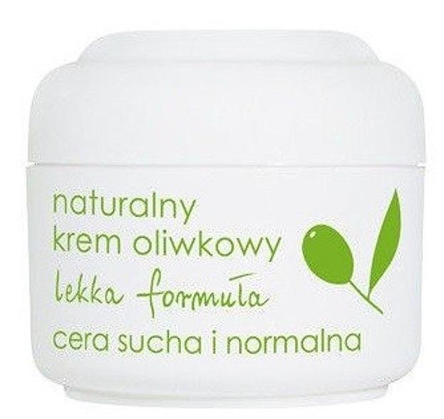 Ziaja Naturalny krem oliwkowy lekka formuła, 50 ml