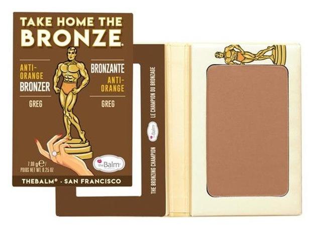 theBalm Take Home The Bronze Bronzer do twarzy GREG