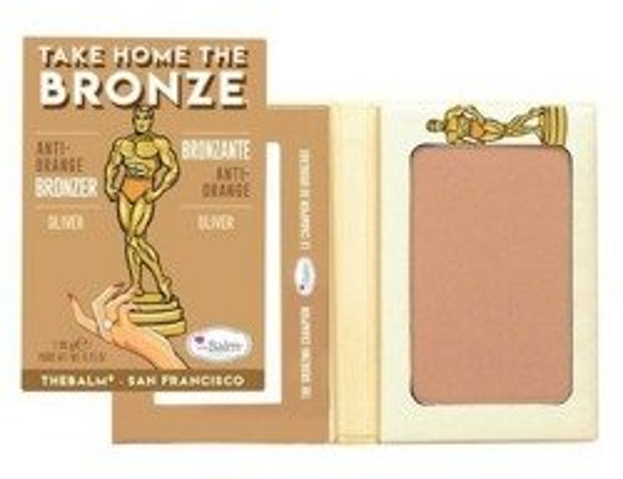 theBalm Take Home The Bronze Bronzer do twarzy OLIVIER